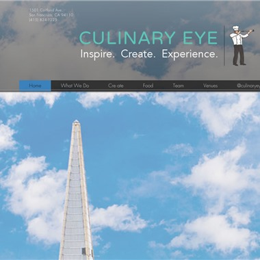 Culinary Eye wedding vendor preview