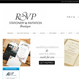RSVP Stationery & Invitation Boutique photo