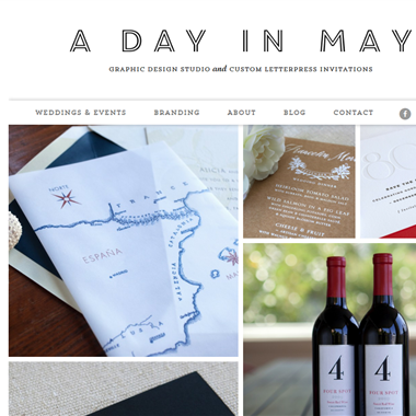 A Day In May  wedding vendor preview