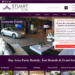 Stuart Event Rentals photo