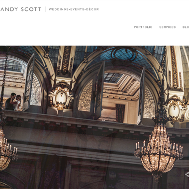 Mandy Scott Events wedding vendor preview
