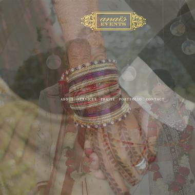 Anaïs Event Design wedding vendor preview