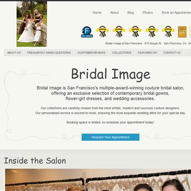 Bridal Image of San Francisco wedding vendor preview