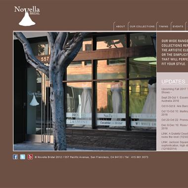 Novella Bridal wedding vendor preview