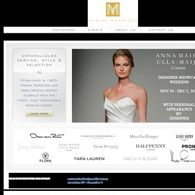 www.marinamorrison.com wedding vendor preview