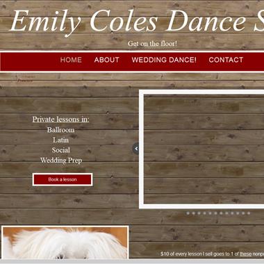 Emily Coles Dance SF wedding vendor preview