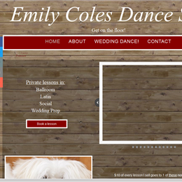 Emily Coles Dance SF photo