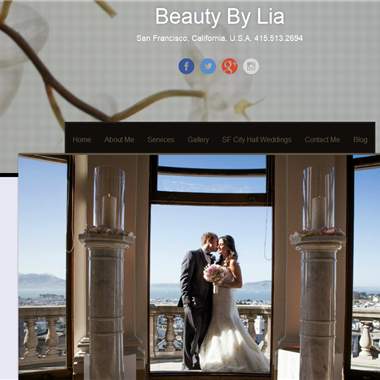 Hair & Makeup By Lia wedding vendor preview