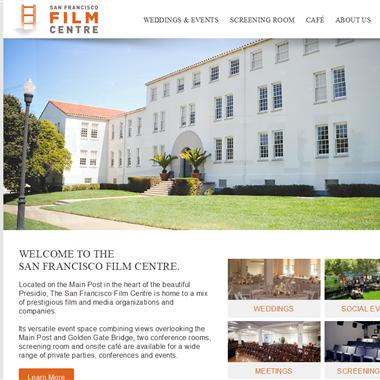 San Francisco Film Centre wedding vendor preview