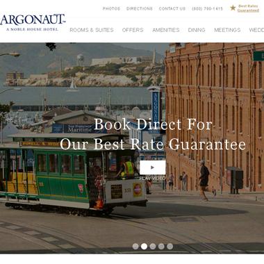 Argonaut Hotel wedding vendor preview