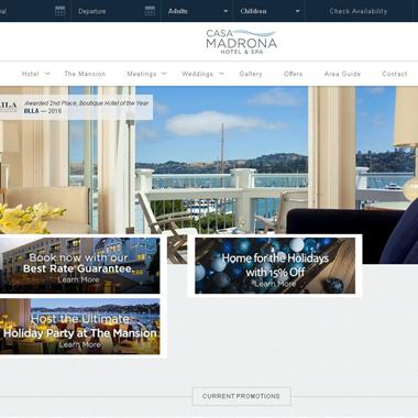Casa Madrona Hotel & Spa wedding vendor preview