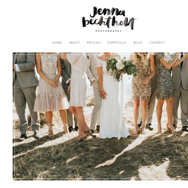 Jenna Bechtholt wedding vendor preview