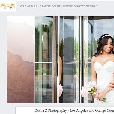 Dosha Z Photography wedding vendor preview