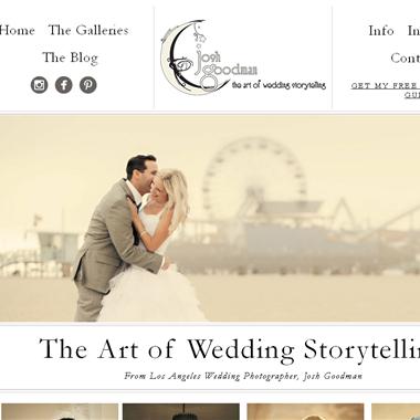 Josh Goodman  wedding vendor preview