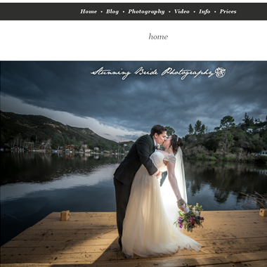 Stunning Bride  wedding vendor preview