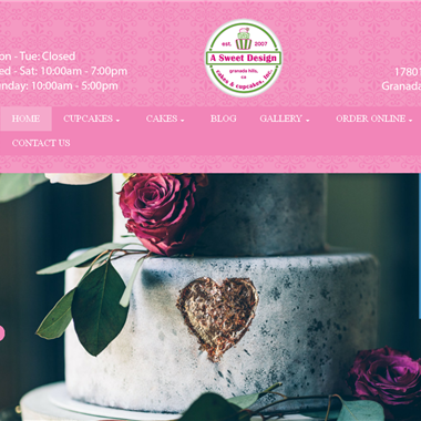 A Sweet Design wedding vendor preview