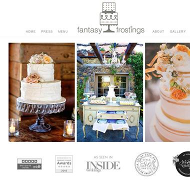 Fantasy Frostings wedding vendor preview
