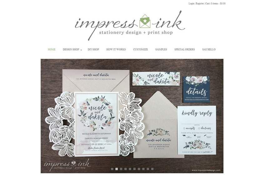 Impress Ink wedding vendor photo