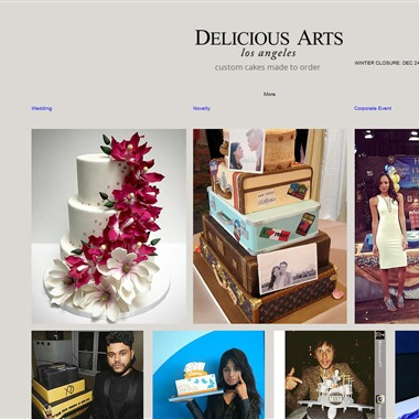 Delicious Arts  wedding vendor preview