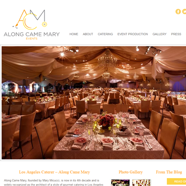 Along Came Mary  wedding vendor preview