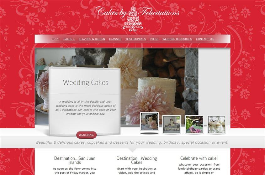 Cakes by Felicitations wedding vendor photo
