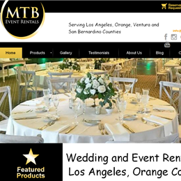 Meant To Be Event Rentals photo