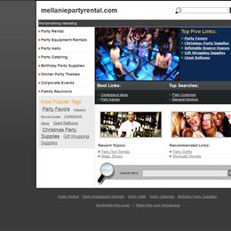 Mellanie Party Rental photo