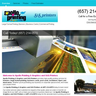 Apollo Printing  wedding vendor preview