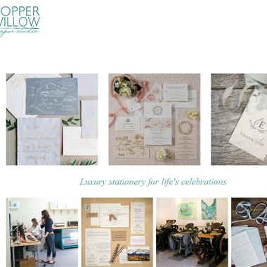 Copper Willow  wedding vendor preview