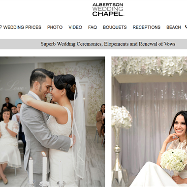 Albertson Chapel wedding vendor preview