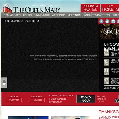 The Queen Mary wedding vendor preview
