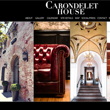 Carondelet House wedding vendor preview