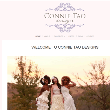 Connie Tao Designs wedding vendor preview