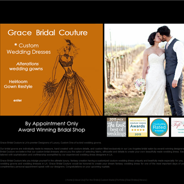 Grace Bridal Couture wedding vendor preview