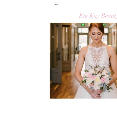 Em Kay Beauty wedding vendor preview
