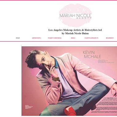 Mariah Nicole Beauty wedding vendor preview