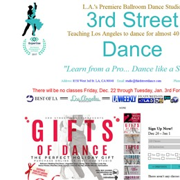 Third Street Dance photo