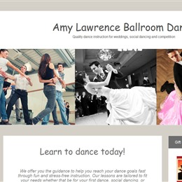 Amy Lawrence Dance photo