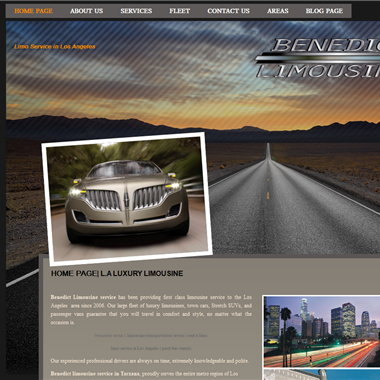 Benedict Limousine wedding vendor preview