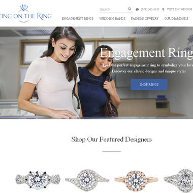 Icing On The Ring wedding vendor preview