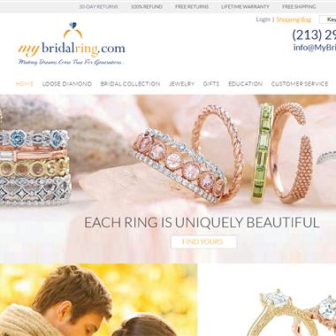 My Bridal Ring wedding vendor preview