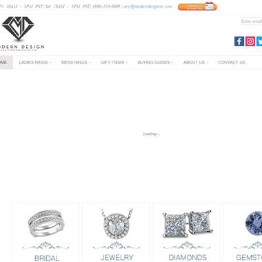 Modern Design Inc wedding vendor preview