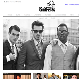 Suit Fellas photo