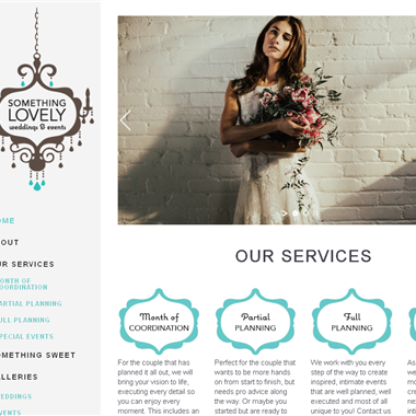 Something Lovely Wedding wedding vendor preview
