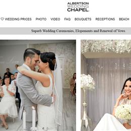 Albertson Wedding Chapel photo
