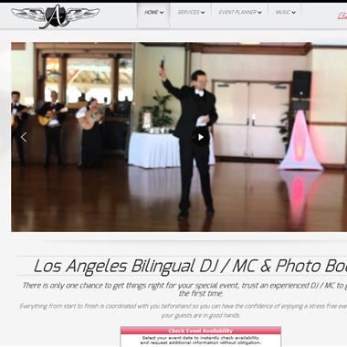 Dj Alexis wedding vendor preview