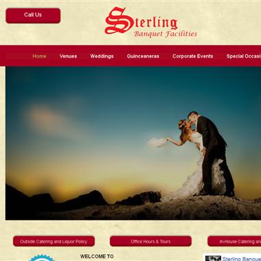 Sterling Banquet Halls wedding vendor preview