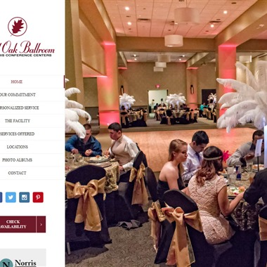 Red Oak Ballroom  wedding vendor preview