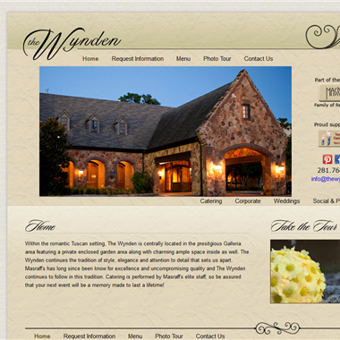 The Wynden wedding vendor preview