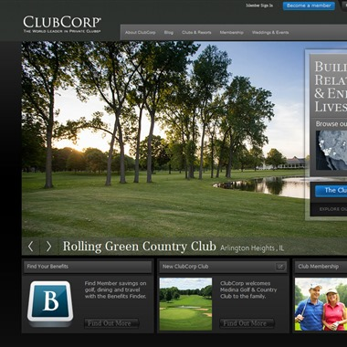 Club Corp wedding vendor preview